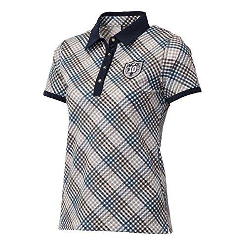 カッパゴルフ レディース 半袖シャツ ゴルフウェア