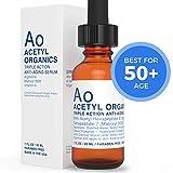 Anti-aging Serum With Argireline (20%), Matrixyl 3000 (20%), Retinyl Acetate (Vitamin A) serum