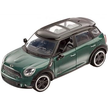 Model Car Mondo 124 Mini Cooper Countryman Assorted Colors Amazon