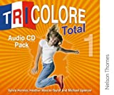Tricolore Total 1 Audio CD Pack, Sylvia Honnor and Heather Mascie-Taylor, 0748799907