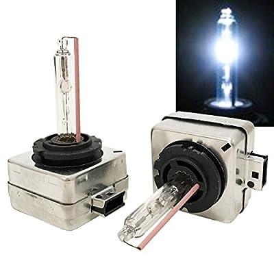 D1S D1C D1R Xenon HID 8000K Sky Blue Light Low Beam Headlight Car Lamp Bulb OEM Factory US 66147 66144 66049 66410 66146