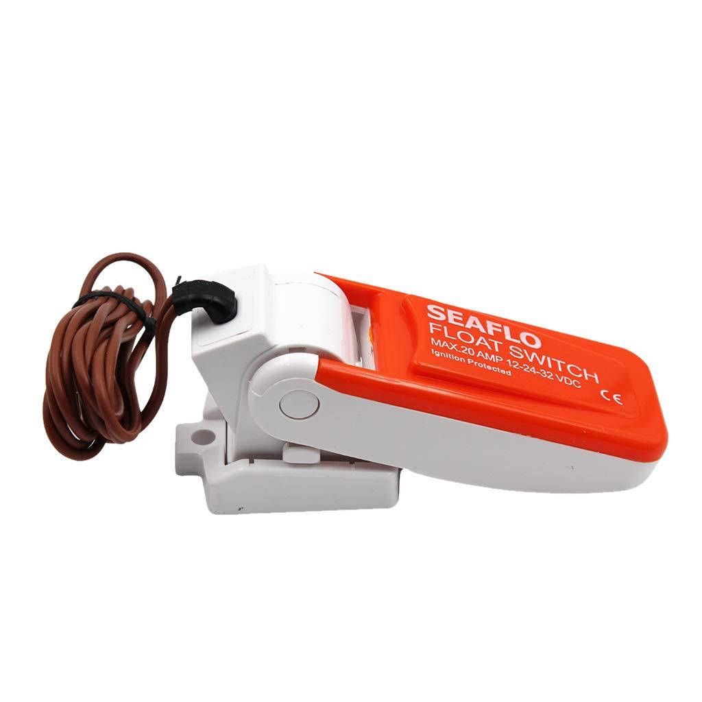 Seaflo Automatischer Bilgenpumpen-Schwimmerschalter