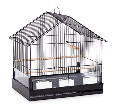 Prevue Pet Products Lincoln Bird Cage, Black by Prevue Pet Products