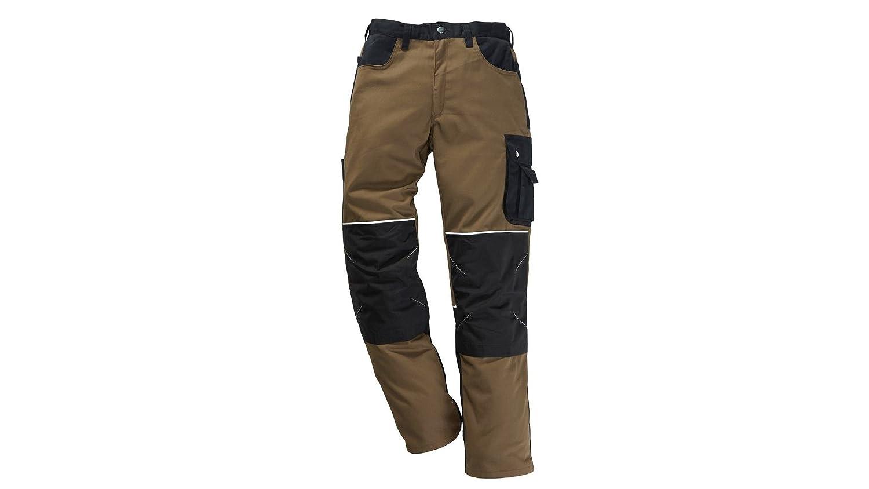 /905/050/Professional Line Pantaloni alla zuava Mocca//Nero /71/ 20/pezzi Reindl 2995/ Taglia 50