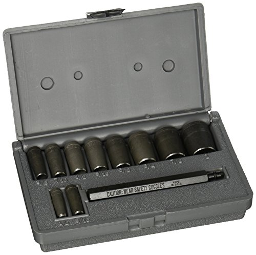 General Tools S1270 Gasket Punch Set, Set of 10 Punches