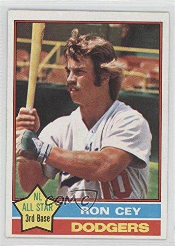 Ron Cey (Baseball Card) 1976 Topps - [Base] #370 Ron Cey Baseball