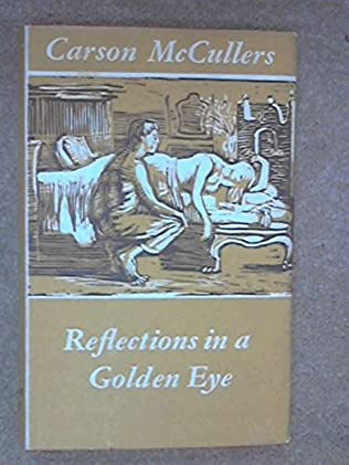 book cover of Reflections in a Golden Eye