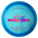 Dynamic Discs Lucid Breakout Fairway Driver Golf Disc [Colors may vary] - 145-159g