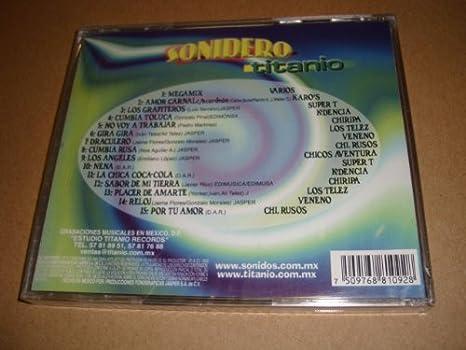 Sonidero Titanio: Amazon.es: Música