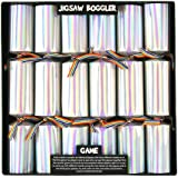 6 Jigsaw Boggler Game Christmas Crackers