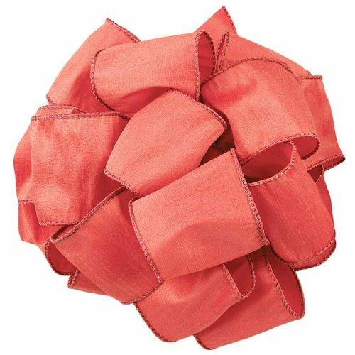 Offray Anisha Wired Edge Ribbon, 1-1/2-Inch by 25-Yard, ()