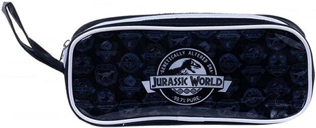 Estuche escolar Jurassic World 22 x 11-Ref1 oficial: Amazon.es: Joyería