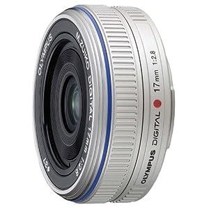 Olympus M.Zuiko 17mm f/2.8 Lens - International Version (No Warranty)