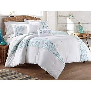 51Phurw2PLL._SS300_ Coastal Comforters & Beach Comforters