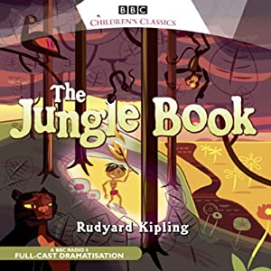 The Jungle Book (Dramatised) Audiobook