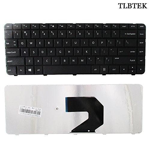 TLBTEK US Layout Laptop Replacement Keyboard for HP Pavilion G4 G4-1000 G6-1000 CQ43 G43 CQ43-100 CQ57 CQ58 430 Home 1000-1110LA 1000-1112LA Domestic 1000 240 G1 245 G1 246 G1.Compaq 430 (1115 Laptop)