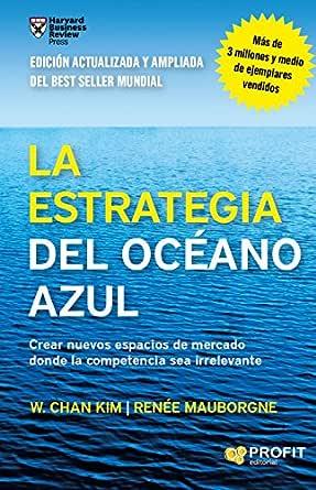 La estrategia del océano azul: Crear nuevos espacios de