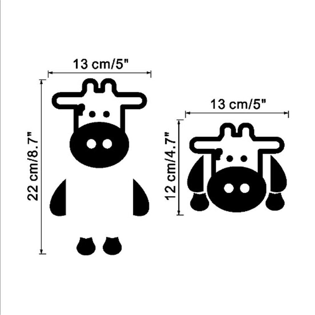CanVivi S/ü/ße Lichtschalter Sticker Wandtatto Tier Motive Aufkleber Schlafzimmer Wand Dekoration,1#