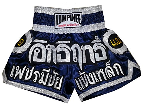 Lumpinee Muay Thai Kick Boxing Shorts : LUM-033