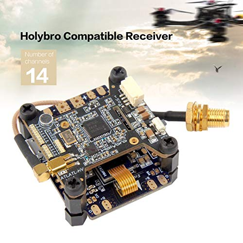 Wikiwand Holybro Compatible Receiver for FUTABA Fasst T8FG T14FG 12Z T18MZ for RC Drone by Wikiwand (Image #2)