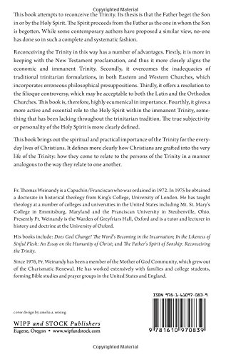 Essays Written By High School Students The Fathers Spirit Of Sonship Reconceiving The Trinity Thomas Weinandy   Amazoncom Books Essay Writing Examples For High School also High School Admission Essay Sample The Fathers Spirit Of Sonship Reconceiving The Trinity Thomas  Thesis In An Essay