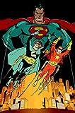Superman: Adventures of Flamebird & Nightwing