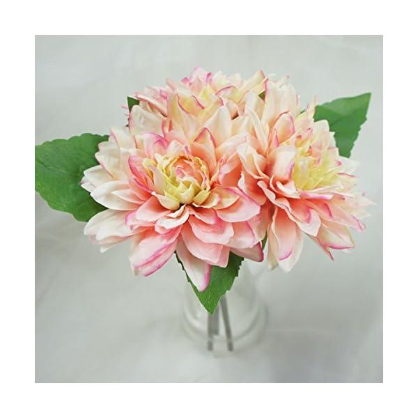 Lily-Garden-Dahlia-Artificial-Flowers-Set-of-6