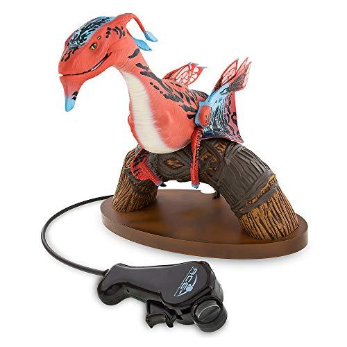 Red Dragon Shoulder Puppet - Walt Disney World - Pandora - The World of Avatar Interactive Red Banshee Toy + Stand