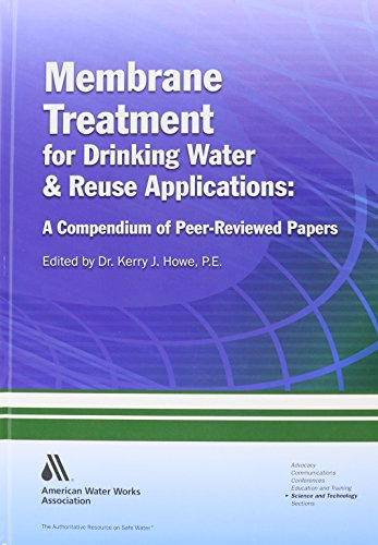 Membrane Treatment for Drinking Water and Reuse Applications: A Compendium of Peer-Reviewed Papers