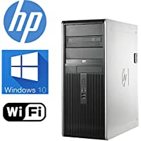 HP DC7800 Mini Tower Computer PC (Intel Core 2 Duo 3.00GHz, 1TB HDD,  4GB RAM, Windows 10 Pro (Refurb)