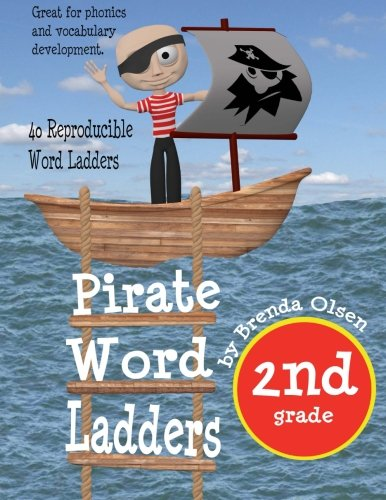 (Pirate Word Ladders: Second Grade)
