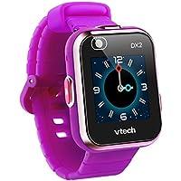 Reloj inteligente VTech Kidizoom DX2, Púrpura, Púrpura