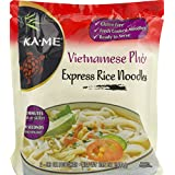 Ka-Me Express Rice Noodles, Vietnamese Pho, 10.6 Ounce (Pack of 6)