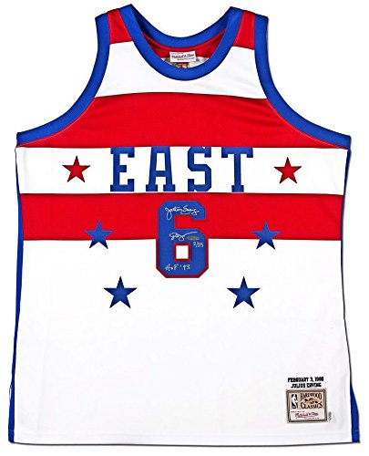 watch d77f8 9044a Amazon.com: JULIUS ERVING Autographed/Inscribed 1980 All ...