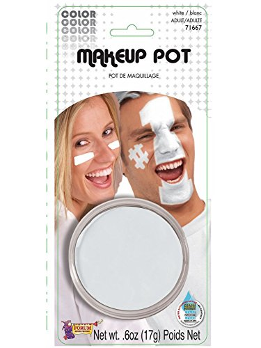 Forum Novelties Face Paint White