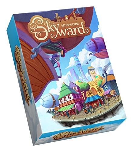 Passport Game Studios Skyward Card Drafting Game