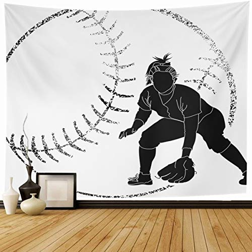 (Ahawoso Tapestry Wall Hanging 80