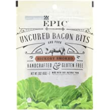Epic Bacon Bits, Hickory Smoked, 3 Ounce, 3 Count