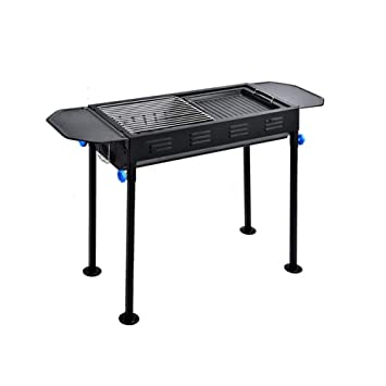 Barbacoa- BBQ Grill Home Charcoal 5 o más Barbecue Outdoor Tool Completo Carbón de Campo