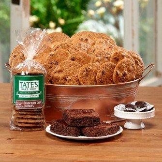 Sweet Chocolate Basket