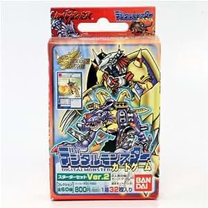 Amazon.com: Digimon tarjeta de juego Starter Deck – Rojo ...