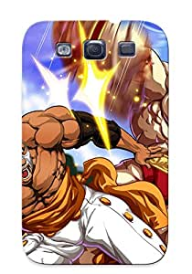 Awesome Design Abel Street Fighter Hard Case Cover For Galaxy S3(gift For Lovers)
