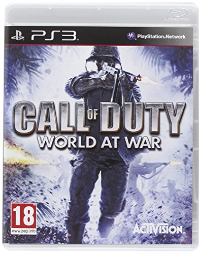 Activision Call Of Duty World At War Ps3 [playstation - Stores Gallery At The