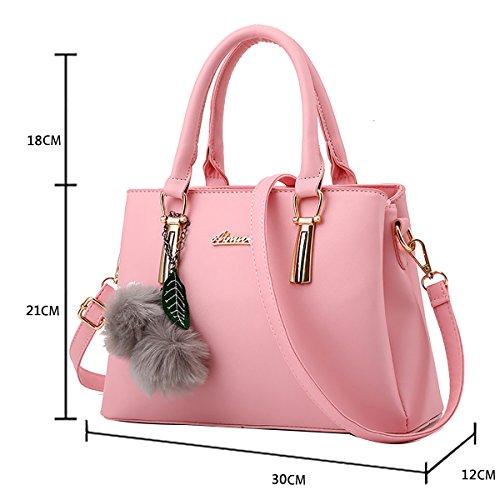 Handbag Handbag Women Wallet Messenger Bag Shoulder Tisdaini Pink Commute Wild New Simple Bag Szqffw