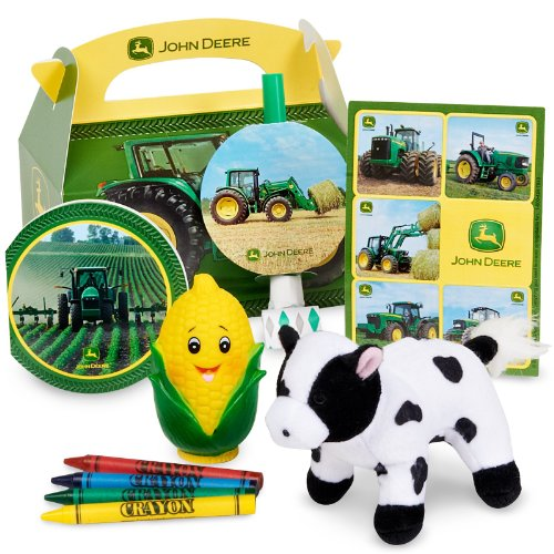 John Deere Party Favor Box, Health Care Stuffs