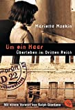 img - for Um ein Haar: ??berleben im Dritten Reich by Marietta Moskin (2005-04-01) book / textbook / text book