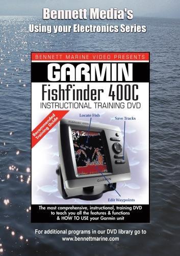 GARMIN FISHFINDER 400C Fishfinder Instructional Dvd