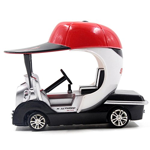 Golf Cart Replica - ZX101 Remote Control Toy for Kids Golf RC Cart with Front Light Toy Cart Kid Gift