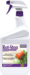 Bonide 037321001676 167 1-Quart RTU Stop Tomato Blossom End Rot, 32 oz, Multicolor