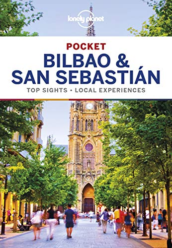 Lonely Planet Pocket Bilbao & San Sebastian (Travel Guide) (Spain Pocket Guide)